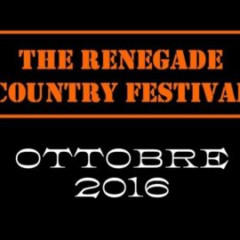 III° THE RENEGADE COUNTRY FESTIVAL
