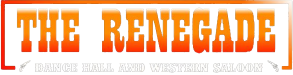 The Renegade – Western Saloon