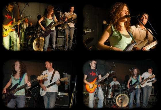 enfasi-cover-band