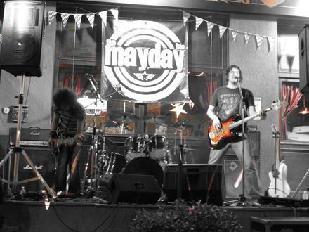 mayday-trio