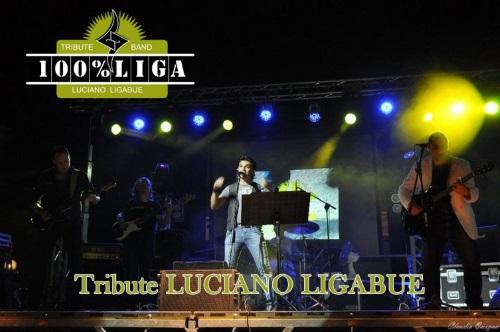 100% LIGA – Ligabue Tribute Band