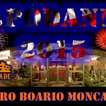 CAPODANNO 2015 AL THE RENEGADE<br />31 Dicembre 2014<br />THE RENEGADE COUNTRY NEW YEAR 2015