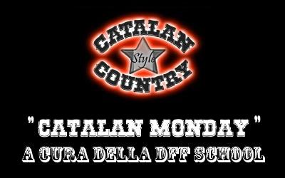 Ritornano i CATALAN MONDAY: i Lunedì del CATALAN STYLE