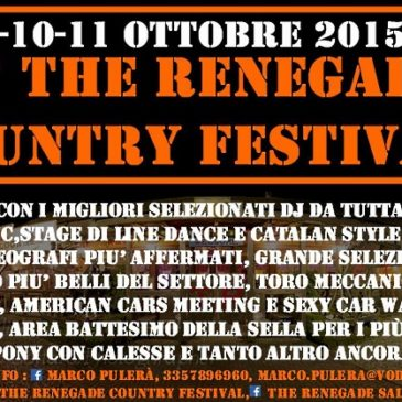 II° THE RENEGADE COUNTRY FESTIVAL