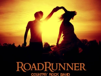 ROAD RUNNER italian country rock band, in concert!