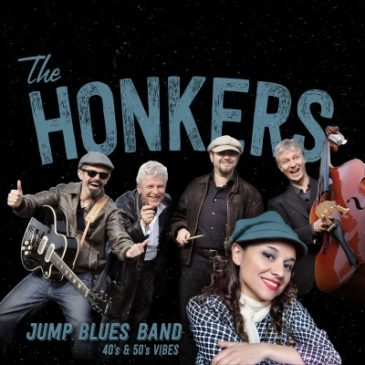 I Tremendos, The Honkers e Festa Jack Daniel's