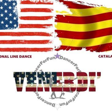 Tutti i Venerdì con la DFF: Traditional Line Dance / Catalan Style