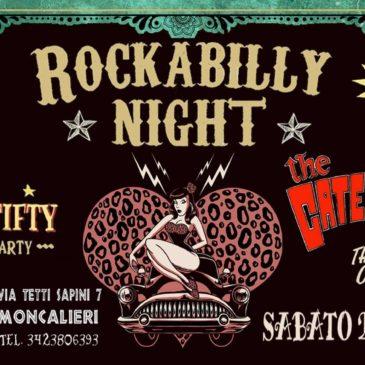 Rockabilly Night, live event<br /> Sabato 27 Maggio 2017