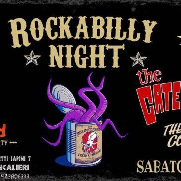 Rockabilly Night<br /> Sabato 22 Luglio 2017