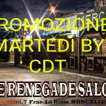 Promo CDT per Agosto 2017