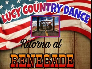 Lucy Country Dance torna al The Renegade