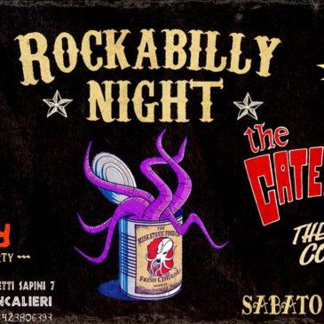 Rockabilly Night <br />Sabato 27 Gennaio 2018